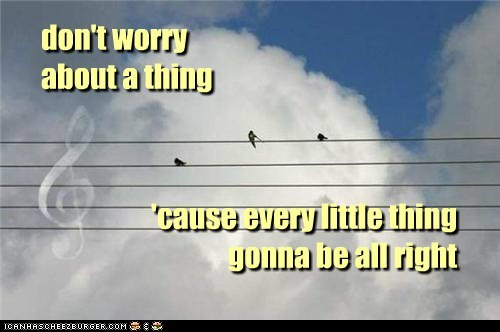 bob marley,three little birds