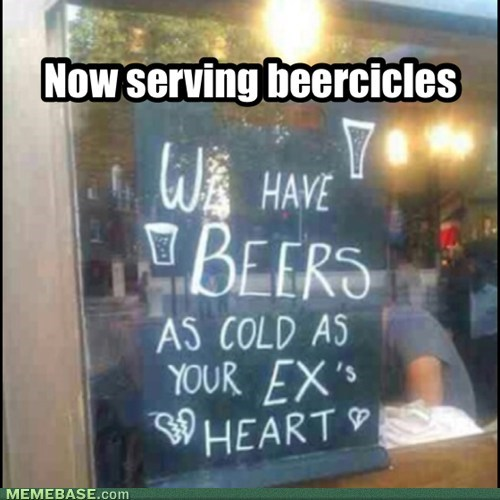 beer signs cold relationships - 7155568640