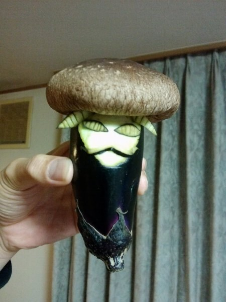 vegetables wtf beards Mushrooms - 7155887872