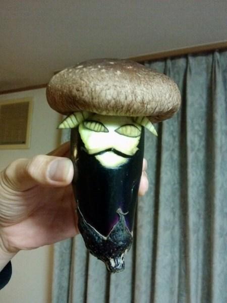 vegetables wtf beards Mushrooms - 7155887872