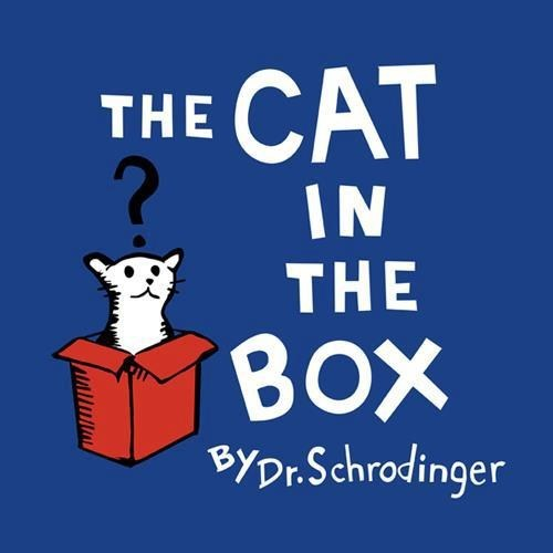 physics cat in the hat dr-shrodinger science - 7156134400