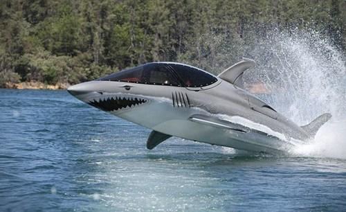 design submarine shark BAMF - 7156218112