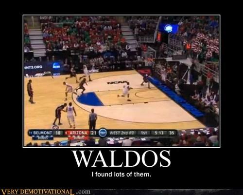wtf waldo basketball