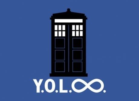 yolo Matt Smith 11th Doctor doctor who - 7156671744