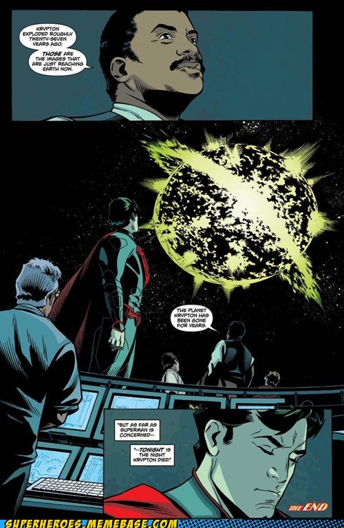 off the page krypton superman - 7157178624