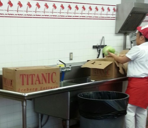 titanic,lettuce,product names