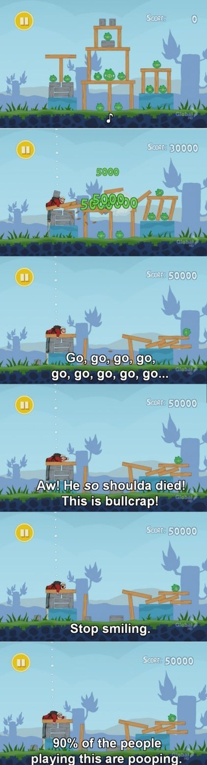 angry birds family guy Peter Griffin - 7158601472