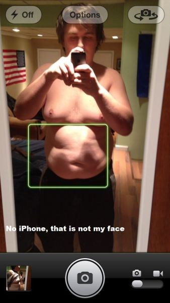 face recognition iphone - 7158649600