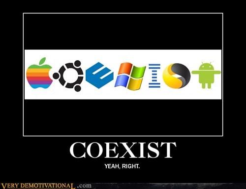 nerds technology coexist - 7158701312