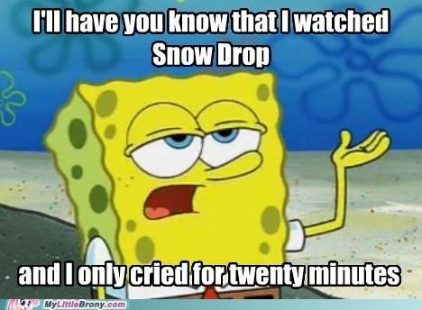 liquid pride SpongeBob SquarePants Memes snowdrop - 7159340288