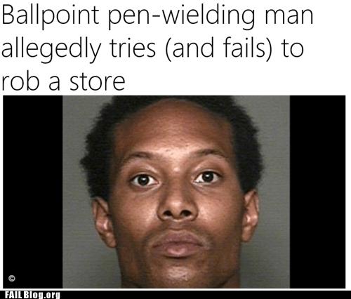 criminally dumb criminals Probably bad News robbery - 7159939072