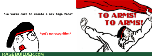 to arms to arms making rage comics making rage faces - 7160284160