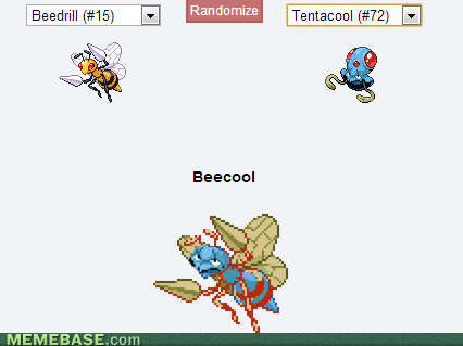 Pokémon,pokemon fusion,be cool