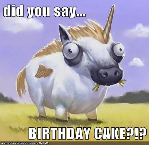 did you say...  BIRTHDAY CAKE?!?