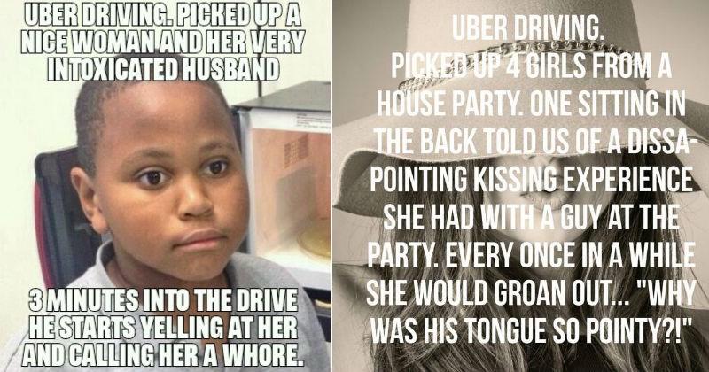 uber stories