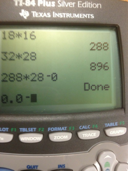done calculator math g rated School of FAIL - 7163463168
