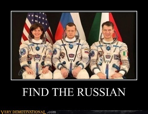 smiling astronauts russian - 7163507968