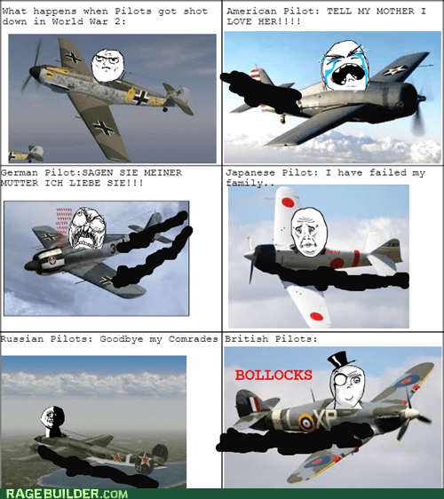 fighter pilots world war 2 pilots oh god why ww2 Okay - 7163550464