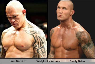 randy orton,tattoos,totally looks like,ken dietrich,muscles