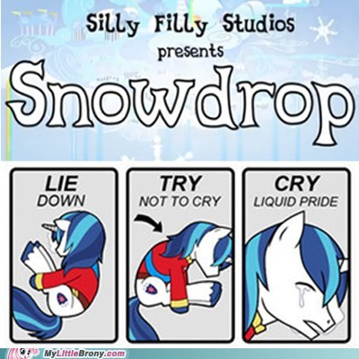try not to cry feels liquid pride snowdrop - 7164975616