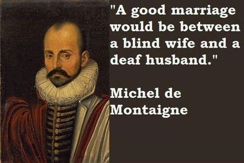 quotes,michel de montaigne,everybody wins