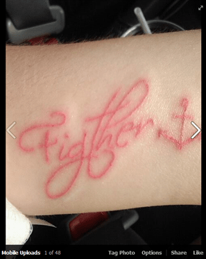 misspelled tattoos fighter anchors - 7165534464