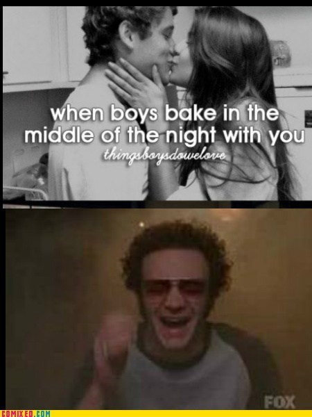 baking,puns,girls,that 70s show