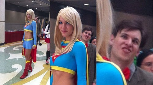cosplay,ComicCon,dat face