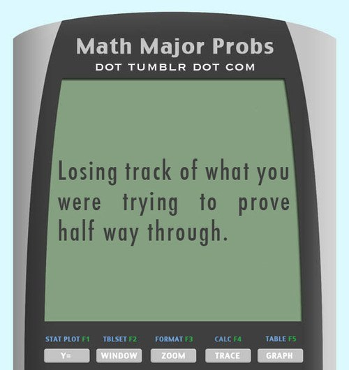 losing track problems math - 7165788416
