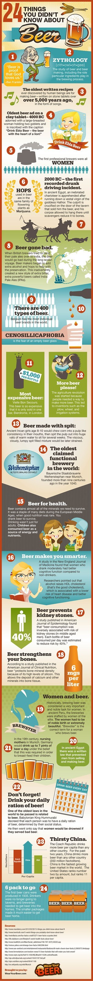 beer guide the Roosevelts infographics after 12 g rated - 7165805056