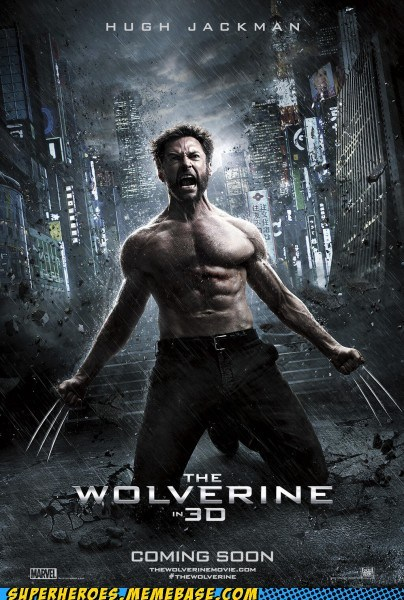 poster Movie wolverine - 7165813504