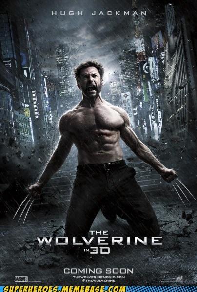 poster Movie wolverine - 7165813504