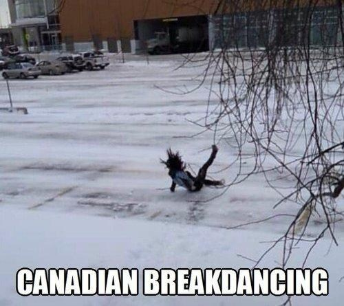 Canada,dancing,weather,winter