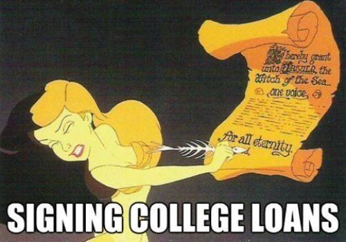 disney loans The Little Mermaid truancy story - 7165980416