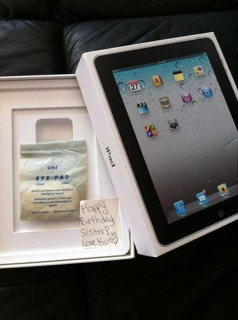 gifts presents ipad birthday gift
