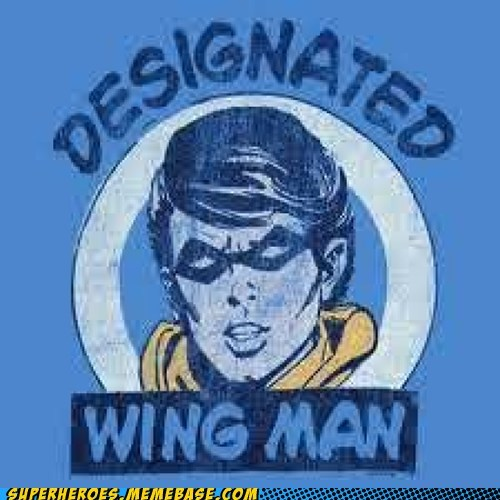 wing man,robin,batman