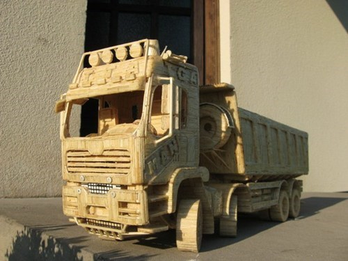 design cars matchstick - 7166225664