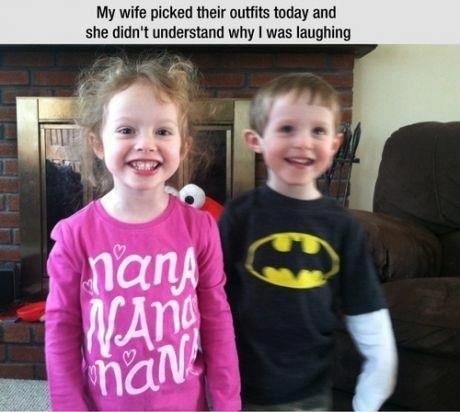 batman batman theme song g rated Parenting FAILS - 7166275072
