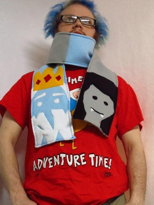 Fan Art for sale scarves adventure time - 7166357504