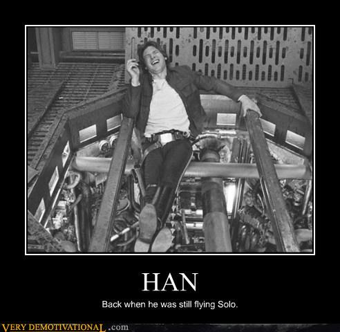 wtf star wars Han Solo - 7166628352