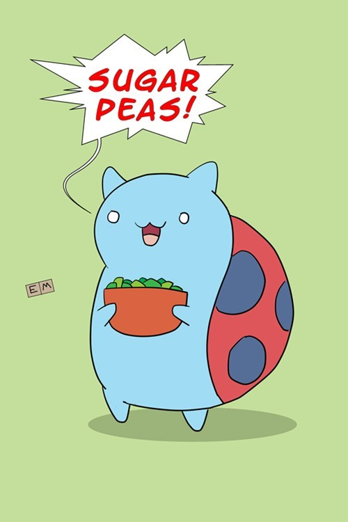 catbug,cartoons,bravest warriors