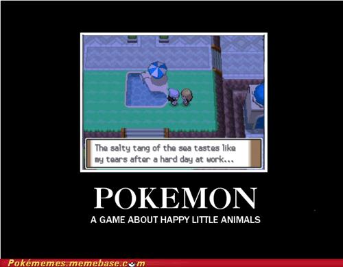 Sad Pokémon gameplay tears - 7166881792