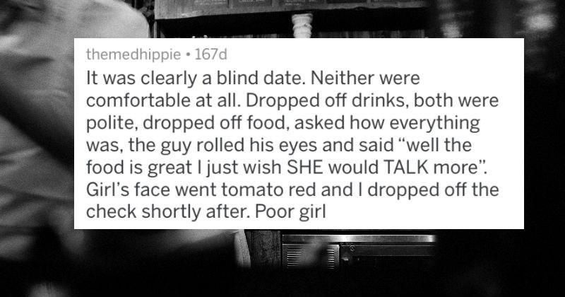 Cringiest Dates
