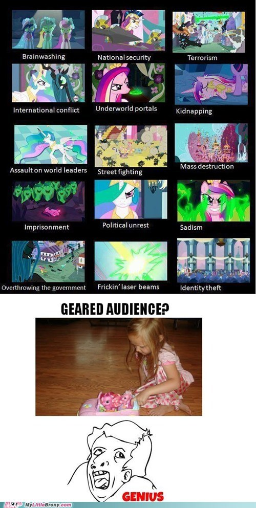ur a genius,my little pony,Hasbro