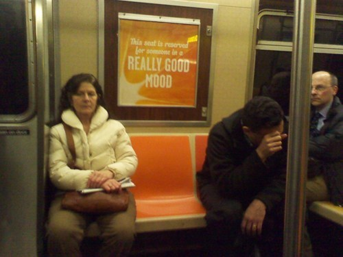 good mood Subway subway ads - 7168133376