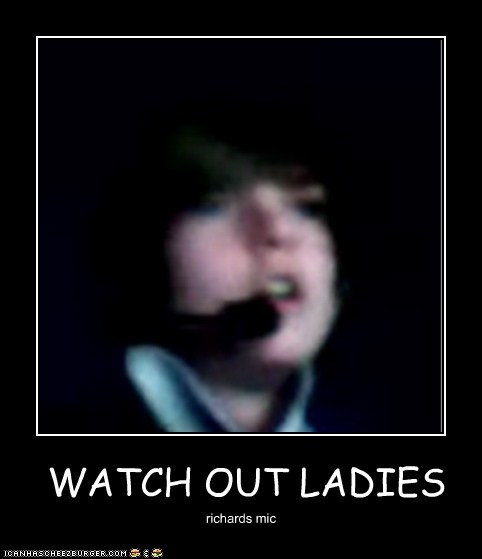WATCH OUT LADIES