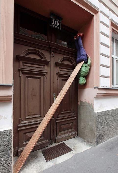 Planking balance