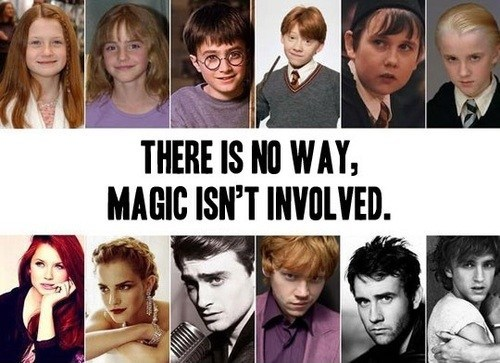 Harry Potter magic - 7168228096