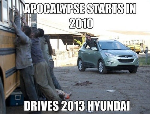 continuity apocalypse zombie The Walking Dead