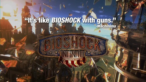 quotes,not real,bioshock infinite,machinima